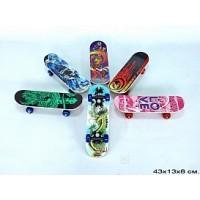 Скейтборд спорт кленовая доска