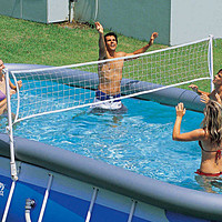 Волейбольный набор для каркасных бассейнов