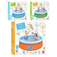 Детский круглый бассейн Fast Set 152х38 см Bestway