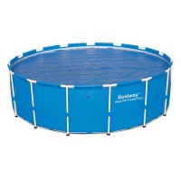 Каркасный бассейн Bestway круглый 366х122 см
