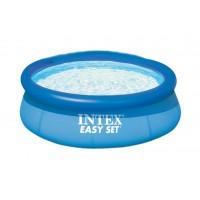Надувной бассейн INTEX круглый Easy Set 244х76 см