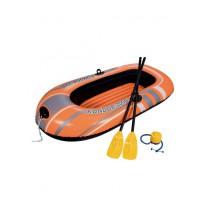 Лодка надувная BESTWAY Kondor 2000 c веслами 196 х 114 см