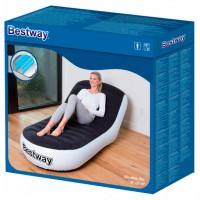 Кресло надувное Bestway 75064