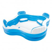 Бассейн Intex Swim Center Family Lounge 229х229х66 см