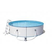 Стальной круглый бассейн 360х90 см Bestway Hydrium Splasher