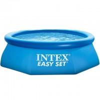 Водораспорный бескаркасный бассейн с надувным кольцом  305Х76СМ(3854Л)