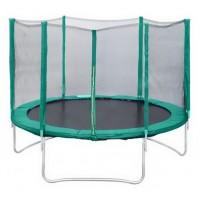 Батут с защитной сеткой Trampoline 14 футов, диаметр 4,3 м