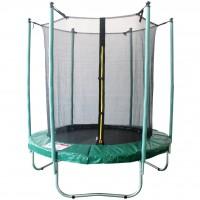 Батут actico с сеткой 183 см 6ft trampoline