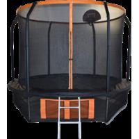 Батут ACTIWELL 305x305x230см с лестн. и баскетб. кольцом 10F305-BA