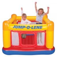 Надувной батут Intex JUMP-O-LENE, 174x174x112 см