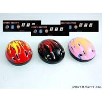 Защита для роллеров и скейтбордистов: шлем
