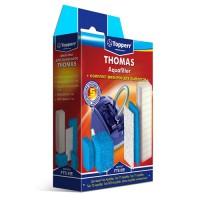 Фильтры комплект Hepa Topperr FTS 61E для моющих пылесосов Thomas