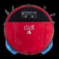 Робот-пылесос CLEVERPANDA I5 с камерой и Wi-Fi