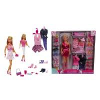 Кукла Simba Штеффи и одежда и аксесуары