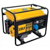 Генератор бензиновый Colt Sheriff 6500 (5 кВт)
