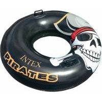 Круг надувной для плавания 107 см пираты с ручками