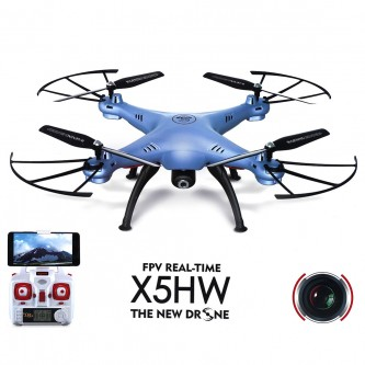 Квадрокоптер Syma X5HW FPV Wi-Fi