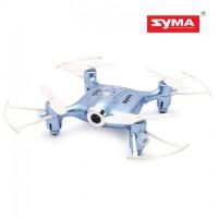 Квадрокоптер Syma X21W, синий