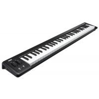 Клавиатура MIDI KORG MICROKEY2-61 компактная