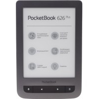 "Электронная книга PocketBook 626 Plus 6"" 4Gb серая"