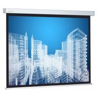 Экран CACTUS Wallscreen CS-PSW-183x244, 244х183 см, 4:3, настенно-потолочный белый