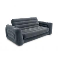 Intex / Диван трансформер двуспальный Pull-Out Sofa 203х224х66см
