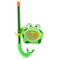 """Набор для плавания и ныряния """"Intex 55940 Froggy Fun Set """""""