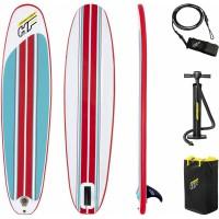 Надувная доска SUP COMPACT SURF 243*57*7 см Bestway 65336 (8 ft)