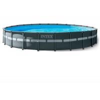 Intex 26340 - каркасный бассейн Ultra Frame XTR 732x132 см