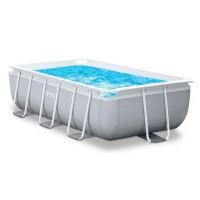 Бассейн Intex Prism Frame Pool 488х244х107