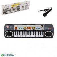 """Детский синтезатор """"Юный музыкант"""", 31 клавиша"""