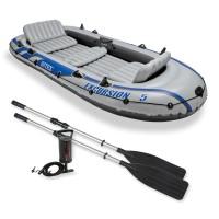 Надувная лодка Excursion 5 Intex 68325