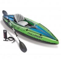 Надувная байдарка Challenger K1 Kayak