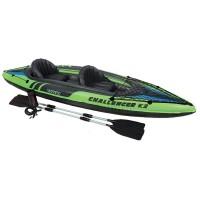 Надувная байдарка Challenger K2 Kayak