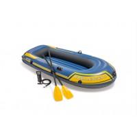 Надувная лодка Intex Challenger 2