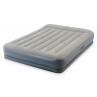 Большая надувная кровать с технологией Fiber-Tech