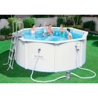 Морозоустойчивый бассейн Bestway Hydrium Pool 300x120 см (комплект), артикул 56563/56290