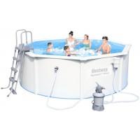 Морозоустойчивый бассейн Bestway Hydrium Pool 305x122 см (комплект), артикул 56566/56284