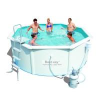 Морозоустойчивый бассейн Bestway Hydrium Pool 360x120 см (комплект), артикул 56285/56574