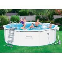 Морозоустойчивый бассейн Bestway Hydrium Pool 460x120 см (комплект), артикул 56382