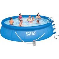 Надувной бассейн Intex Easy Set 457х84