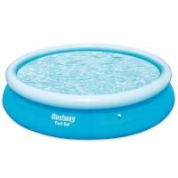 Водораспорный бассейн Bestway 366х76 см (насос в комплекте)